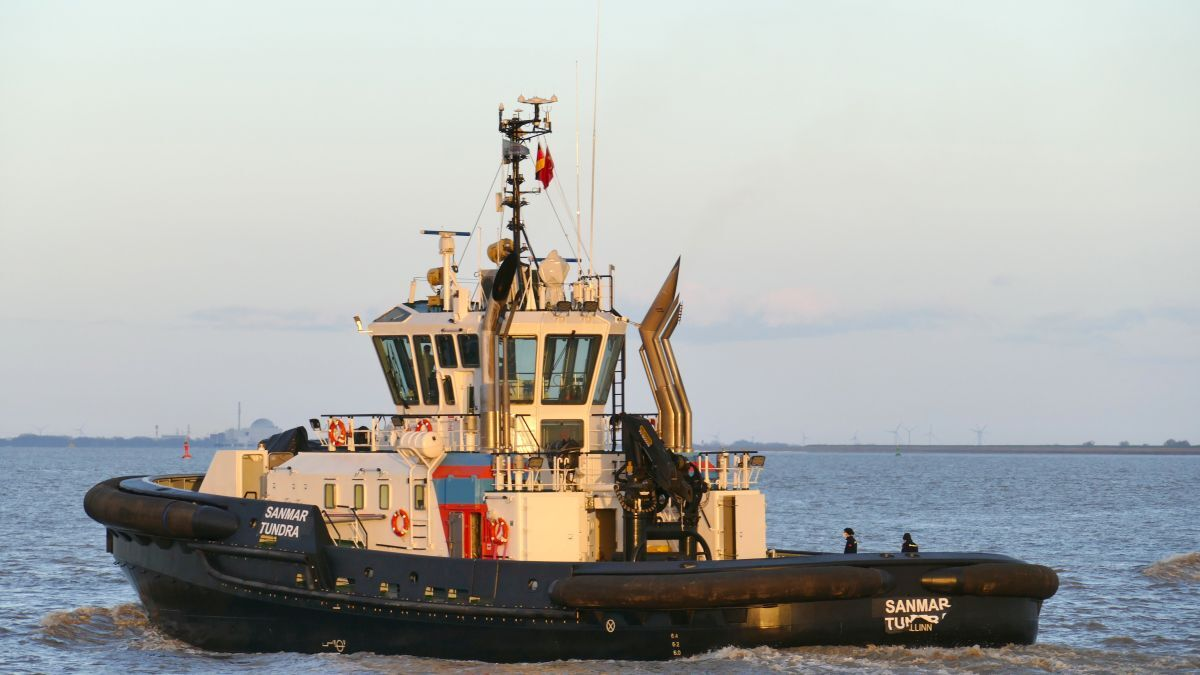 Sanmar delivered two Tundra-class tugs to Alfons Håkans in Q2 2021 (source: Sanmar)
