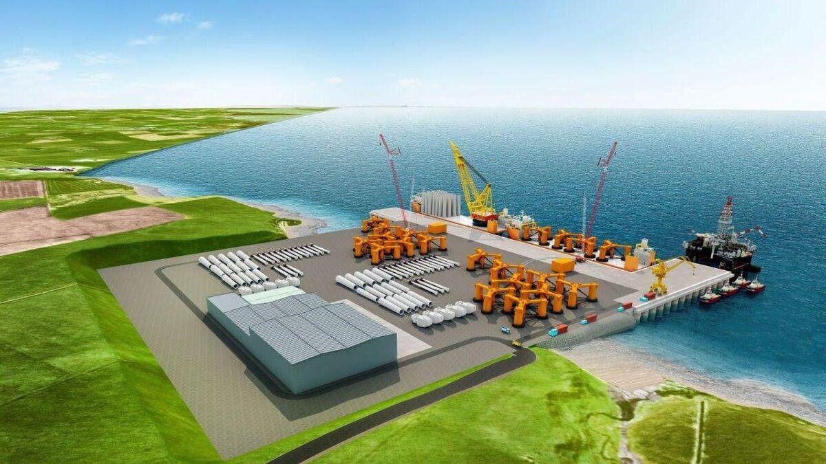 Crown Estate Scotland joins Scapa Flow deepwater port plan