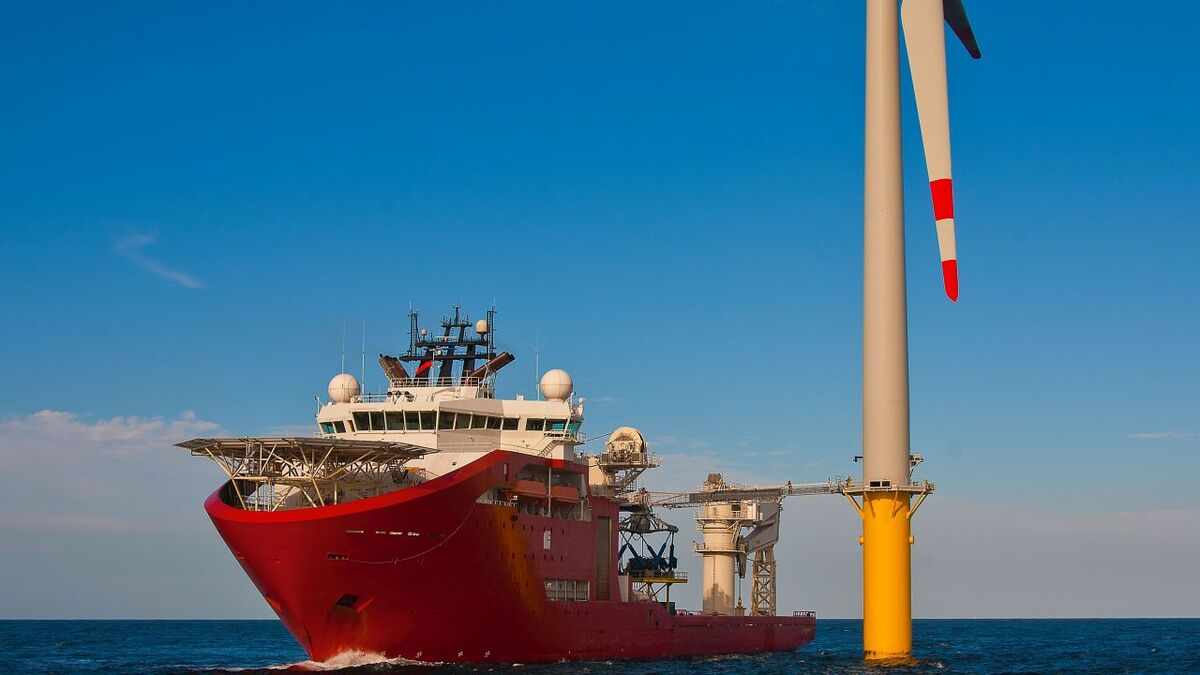 Alpha secures walk-to-work modification contract for North Sea windfarm