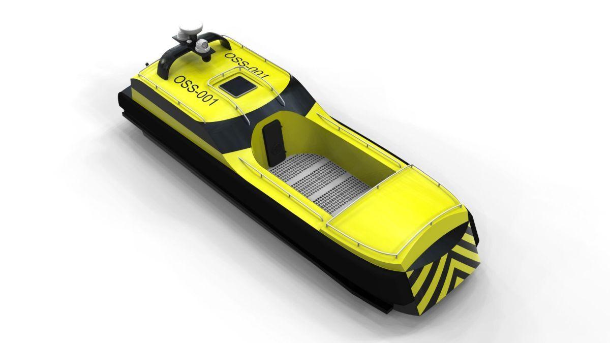 Remote-control rescue vessel interests trio of leading developers