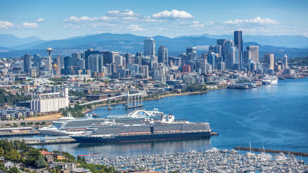 Seattle welcomes return of Alaska cruising