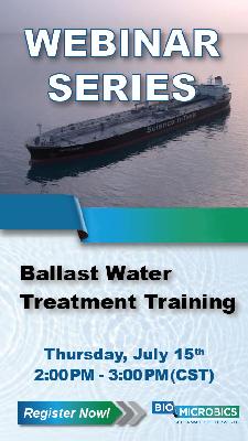 Ballast Water Webinar