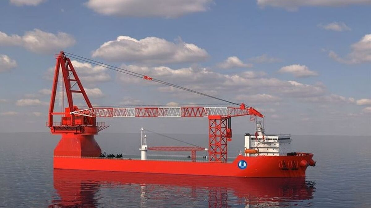 China Three Gorges building two more installation vessels