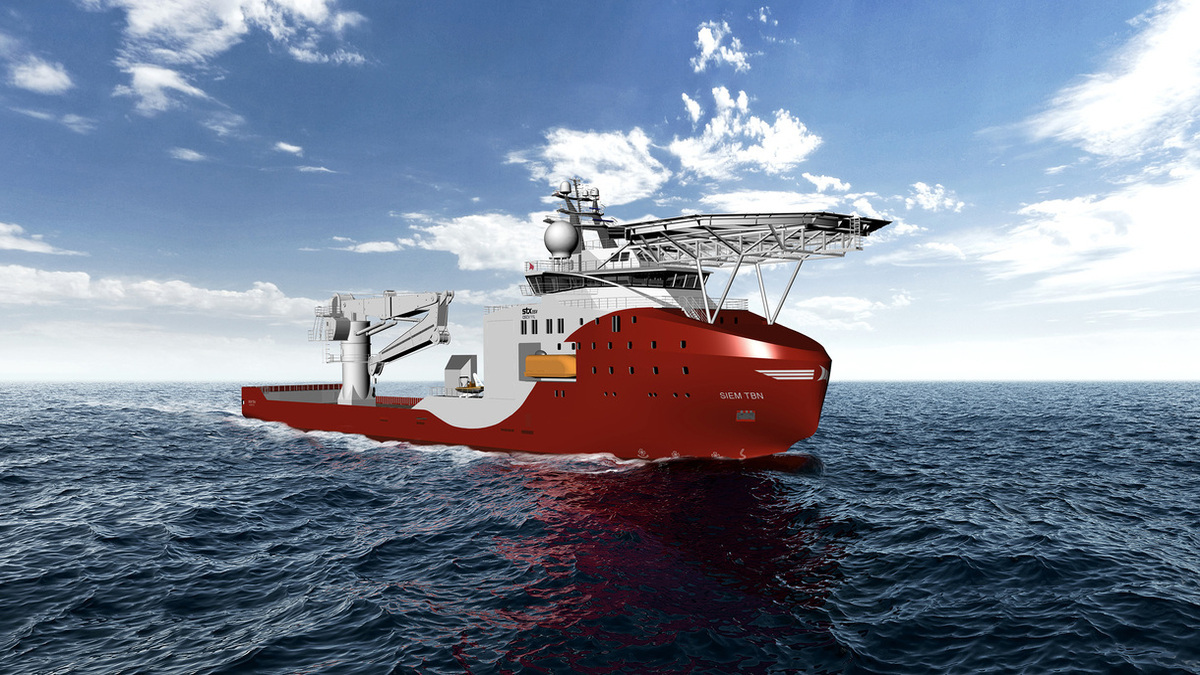 Siem Offshore has signed a contract for the utilisation of a OSCV (source: Siem Offshore)