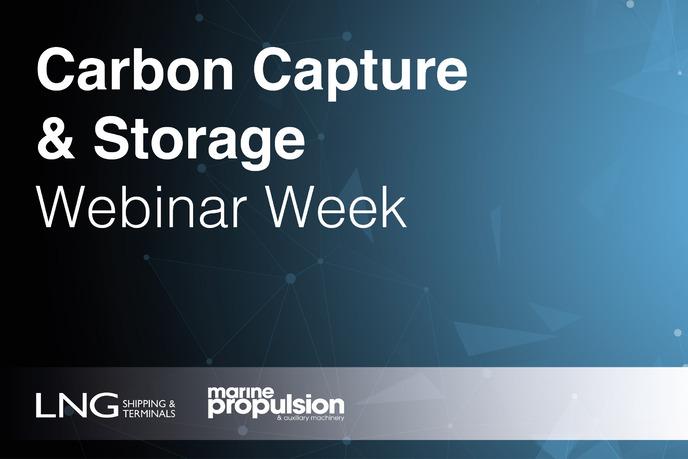 Carbon Capture & Storage Webinar Week
