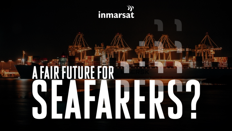 New report finds connectivity crucial to seafarers' future welfare needs