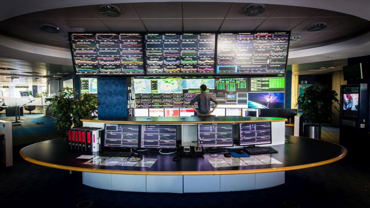 Inmarsat controls its satellites and ship connectivity from its London, UK offices (source: Inmarsat)