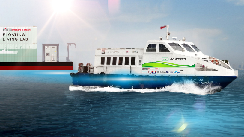 Singapore partnership targets comprehensive electric vessel supply chain by 2025