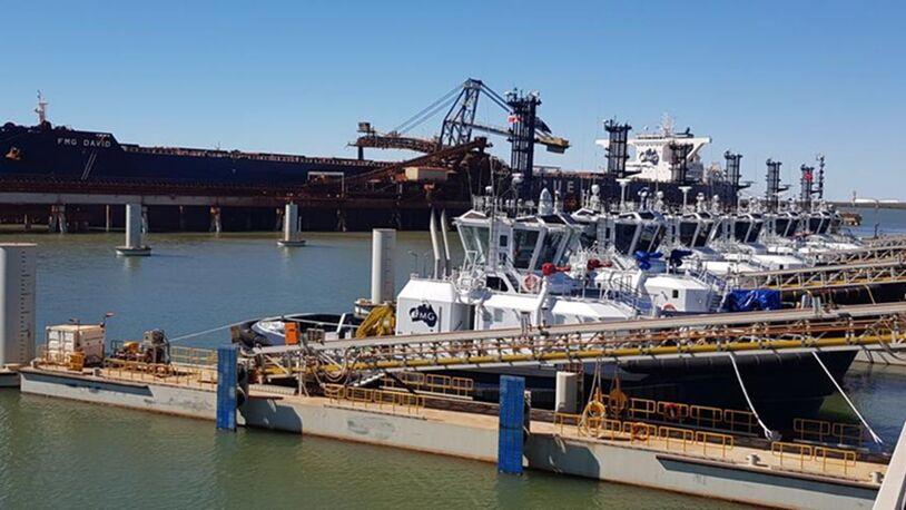 Kotug takes full management of Port Hedland towage
