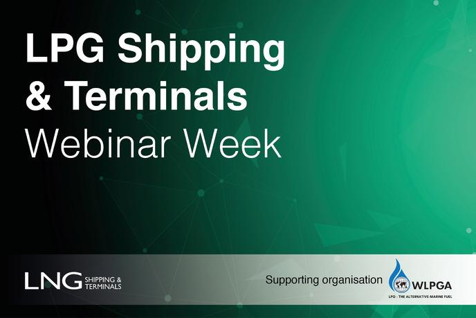 LPG Shipping & Terminals Webinar Week