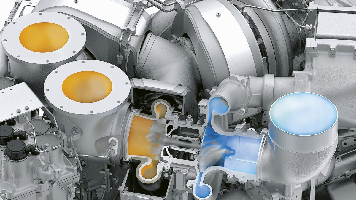 Turbochargers for efficiency in fuel cells and hydrogen engines