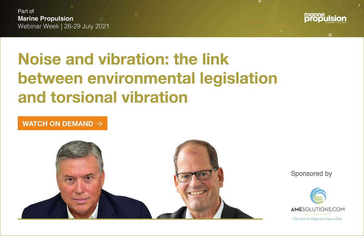 Noise and vibration: the link between environmental legislation and torsional vibration