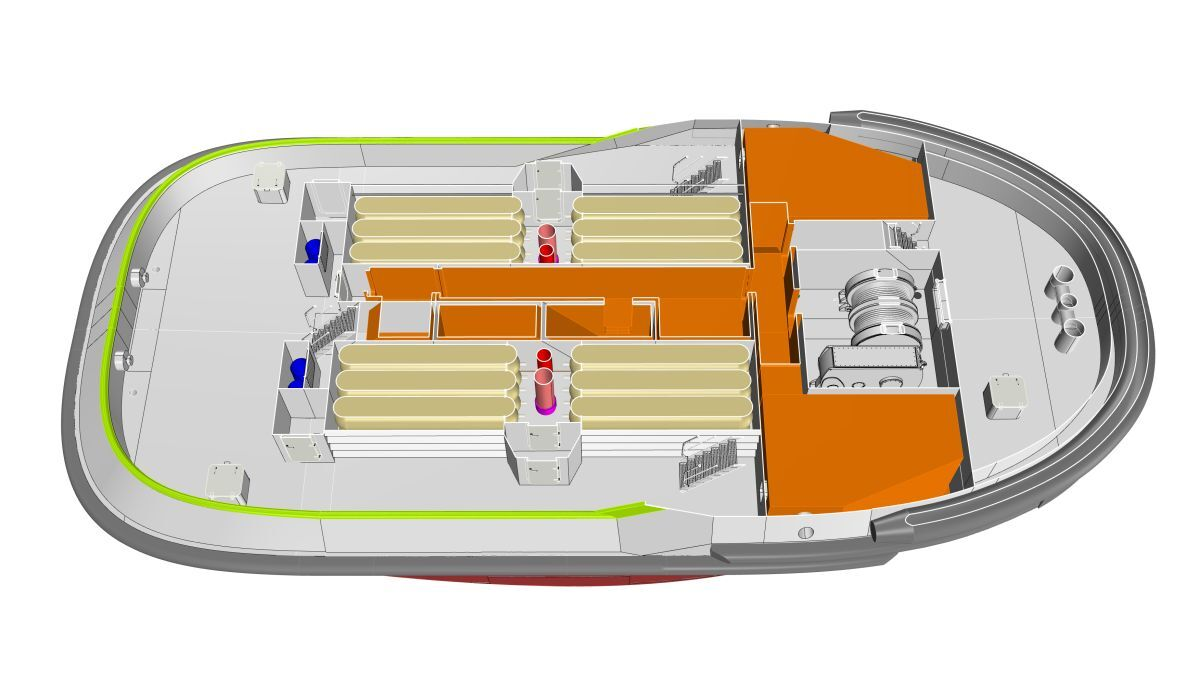 Naval architects adapt designs in a drive towards zero emissions