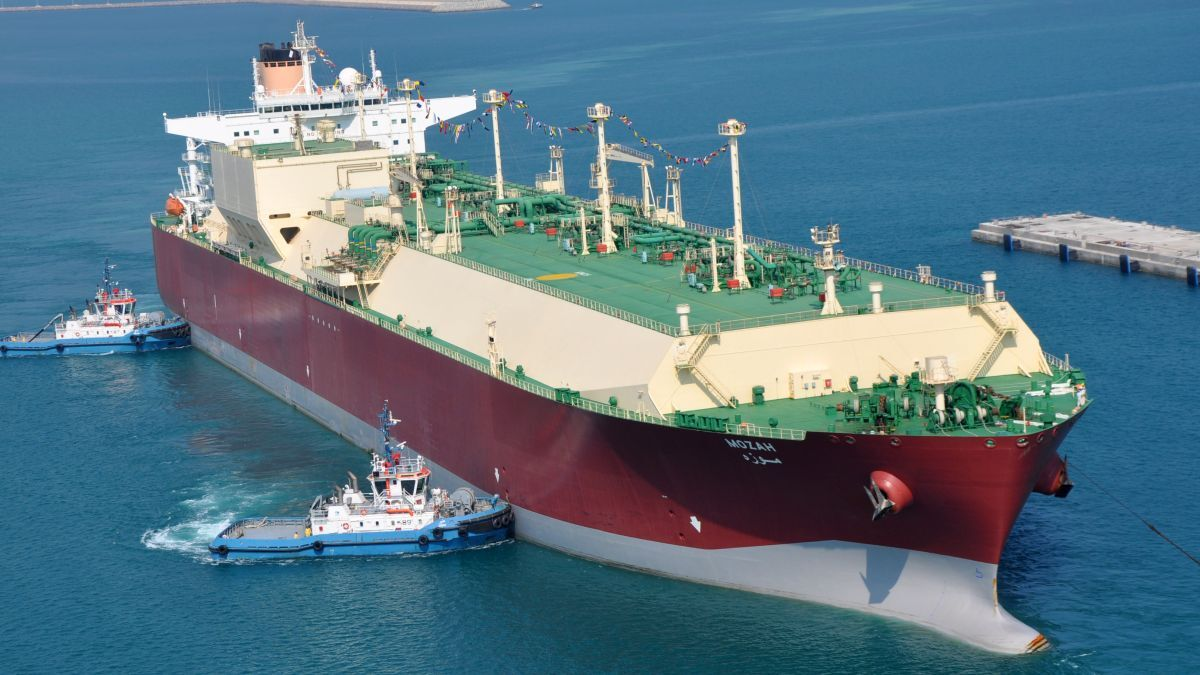 China's imports underpin 'remarkable year' for LNG shipping