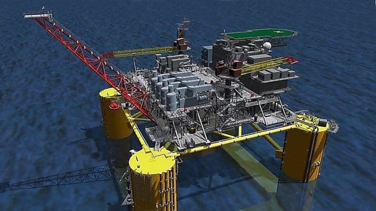 Green light for Shell's Whale facility in the Gulf of Mexico