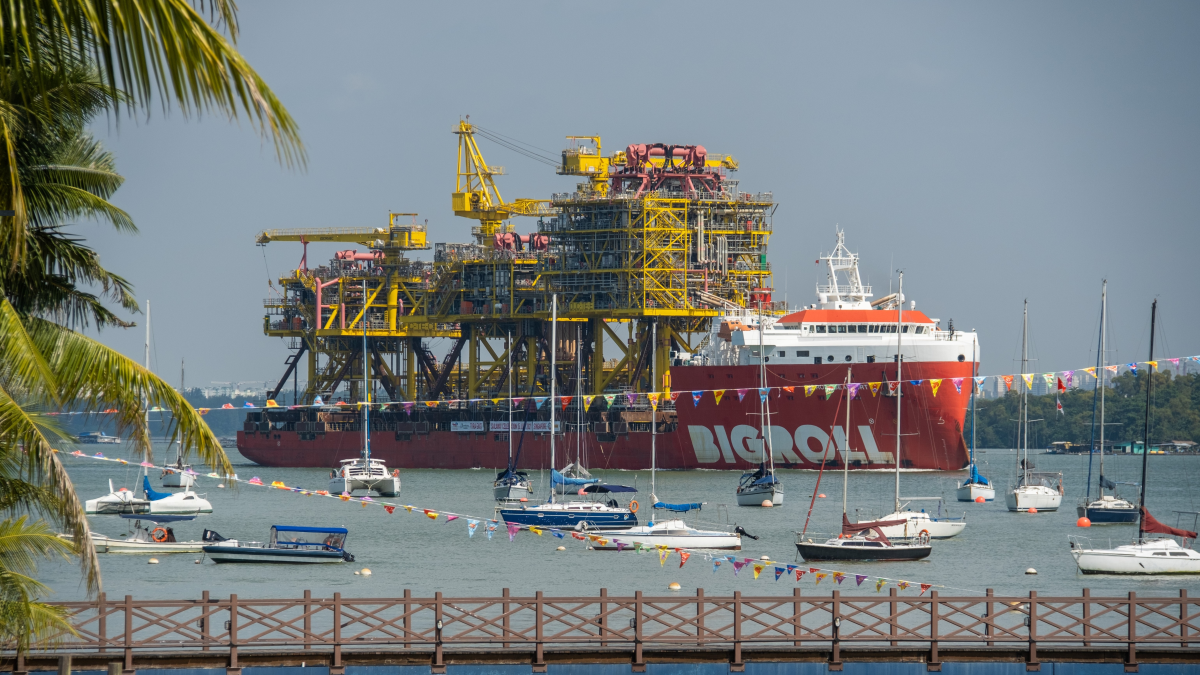 First topsides and bridges en route for Tyra redevelopment project