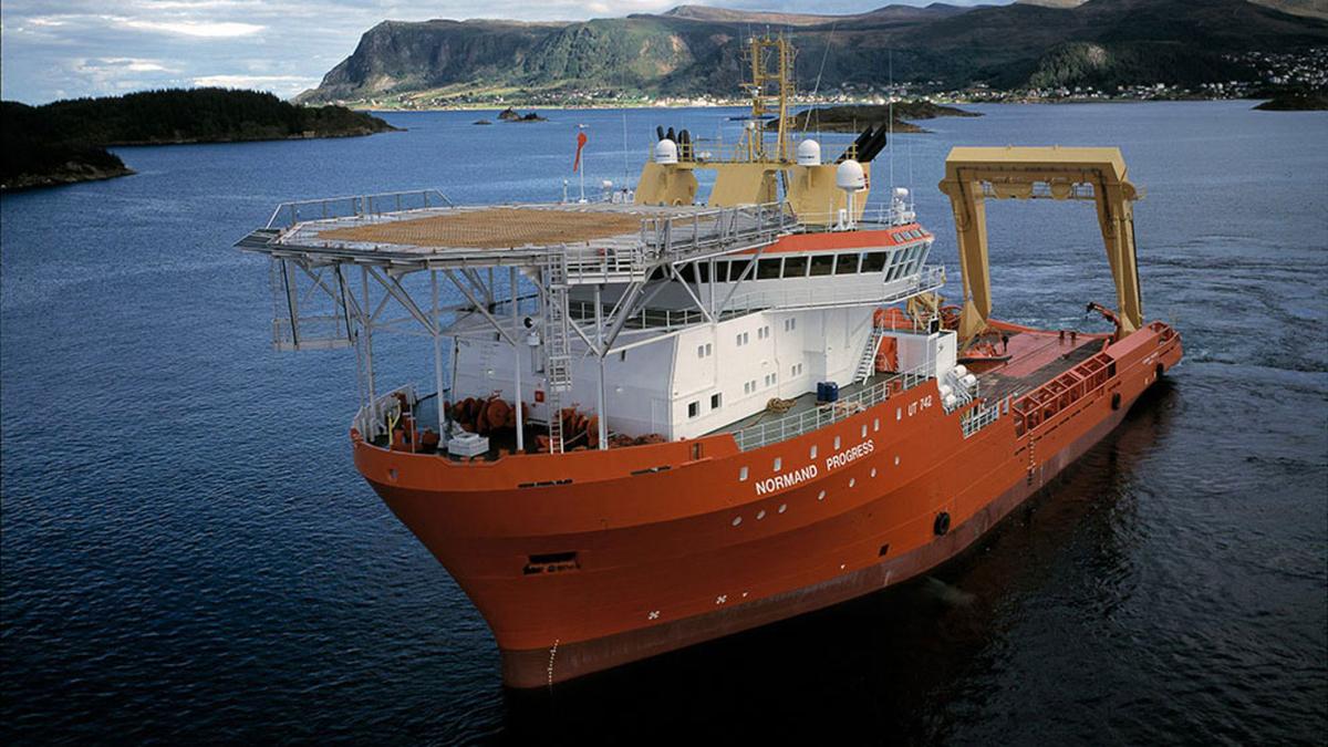 Progress Offshore sells powerful AHTS vessel