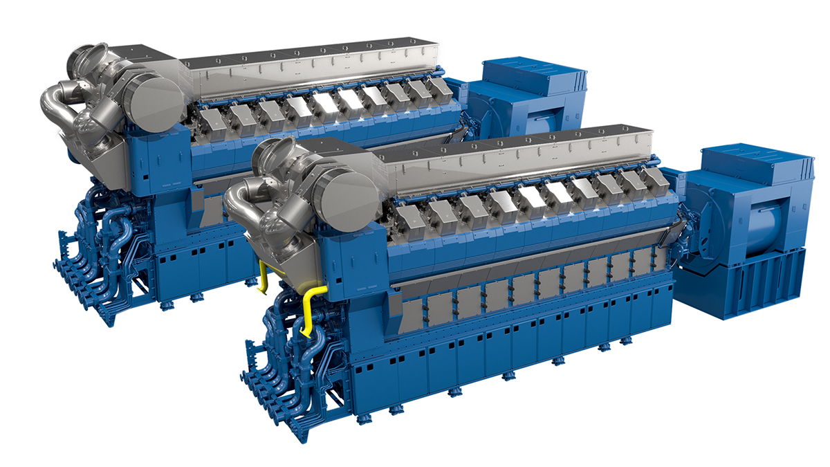 Rolls-Royce to sell Bergen Engines to Langley