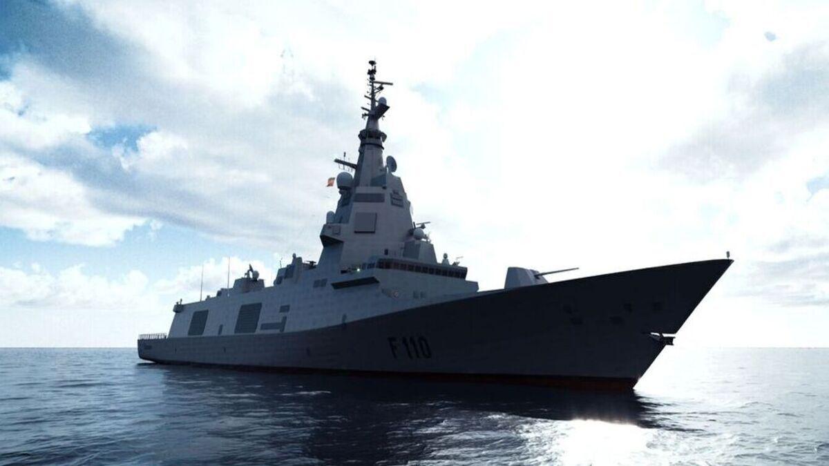 Damen to supply rudders for Navantia-built frigates
