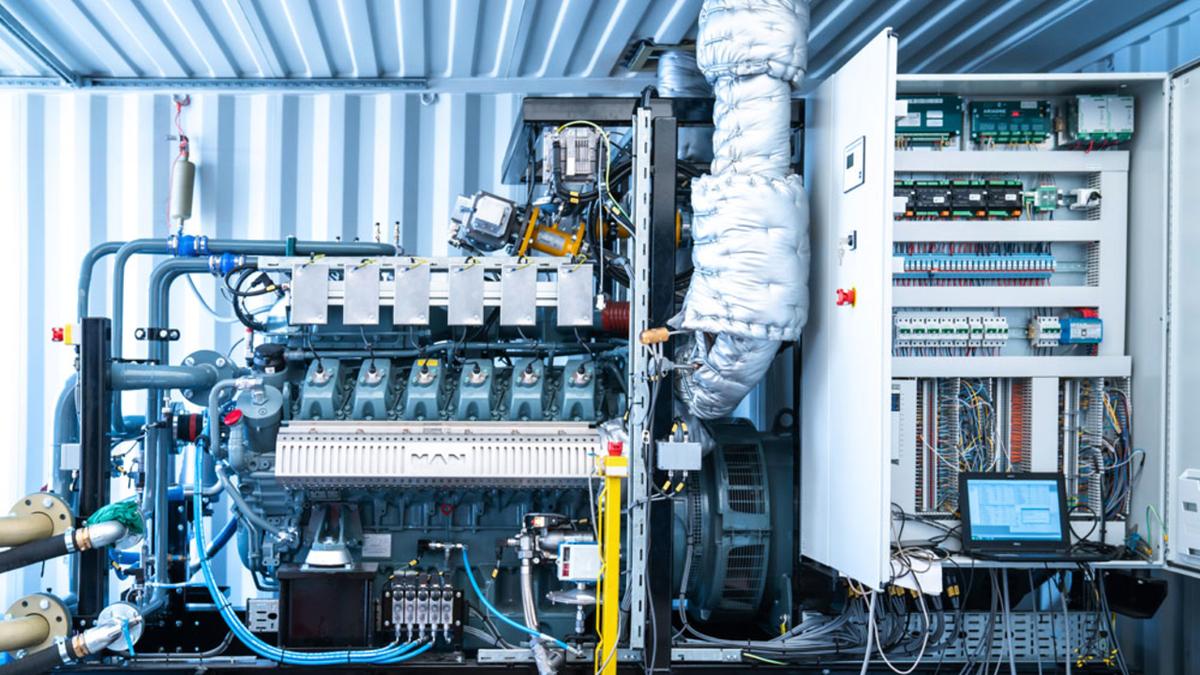 First Stage V gensets certified for major inland tanker newbuild programme