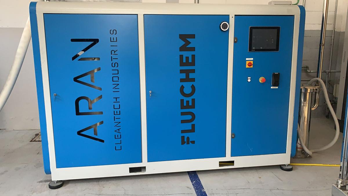 Fluechem to deliver first onboard urea generator system