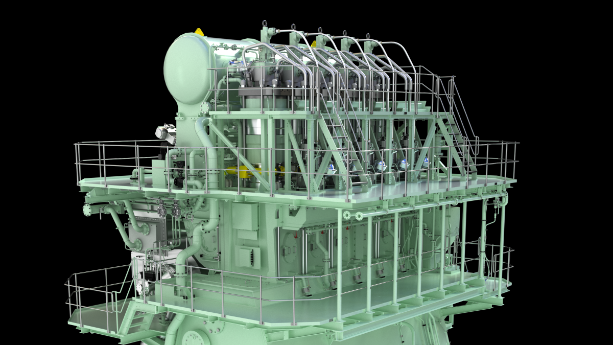Orders for new Otto-cycle ME-GA engine climb to 52