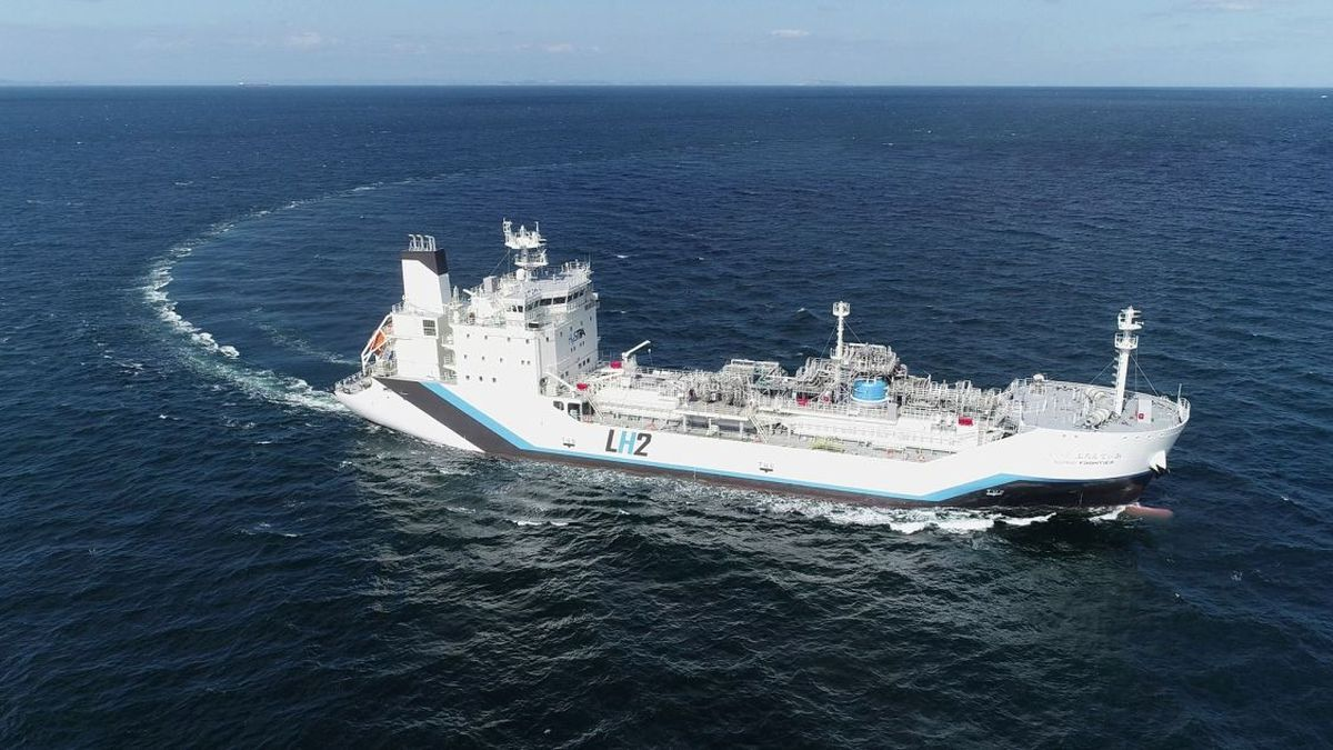 Forging the maritime links in Japan's hydrogen supply chain