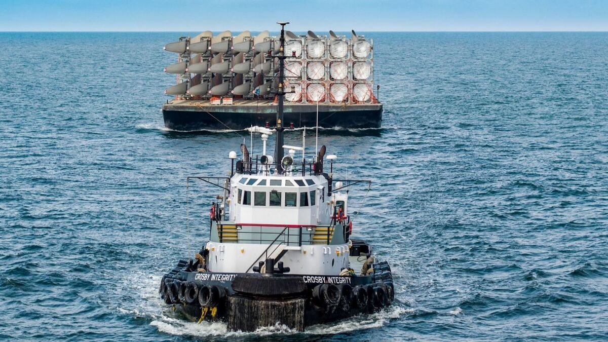 Crosby Tugs and SEA.O.G Offshore plan to focus on installation support and O&M for the US offshore wind industry (source: SEA.O.G Offshore)