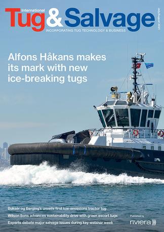 International Tug & Salvage July/August 2021