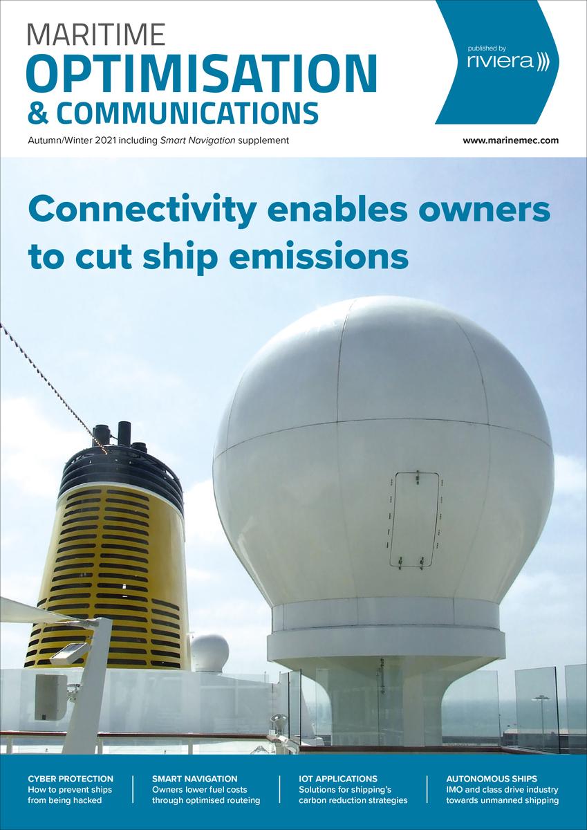 Maritime Optimisation & Communications Autumn/Winter 2021
