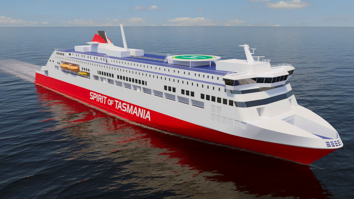 Wärtsilä to provide engine and gas systems for two new RoPax ferries