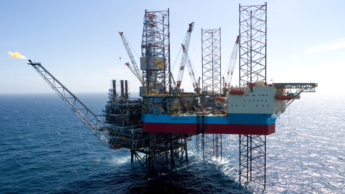 Maersk has agreed to sell Maersk Inspirer to Havila Sirius for US$373M (source: Maersk)