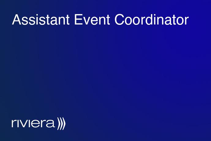 Assistant Event Coordinator