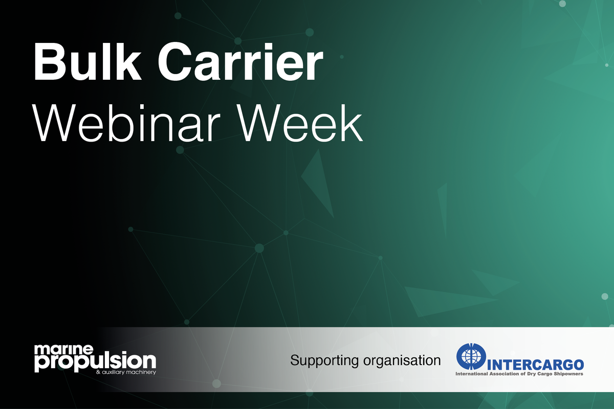 Bulk Carrier Webinar Week