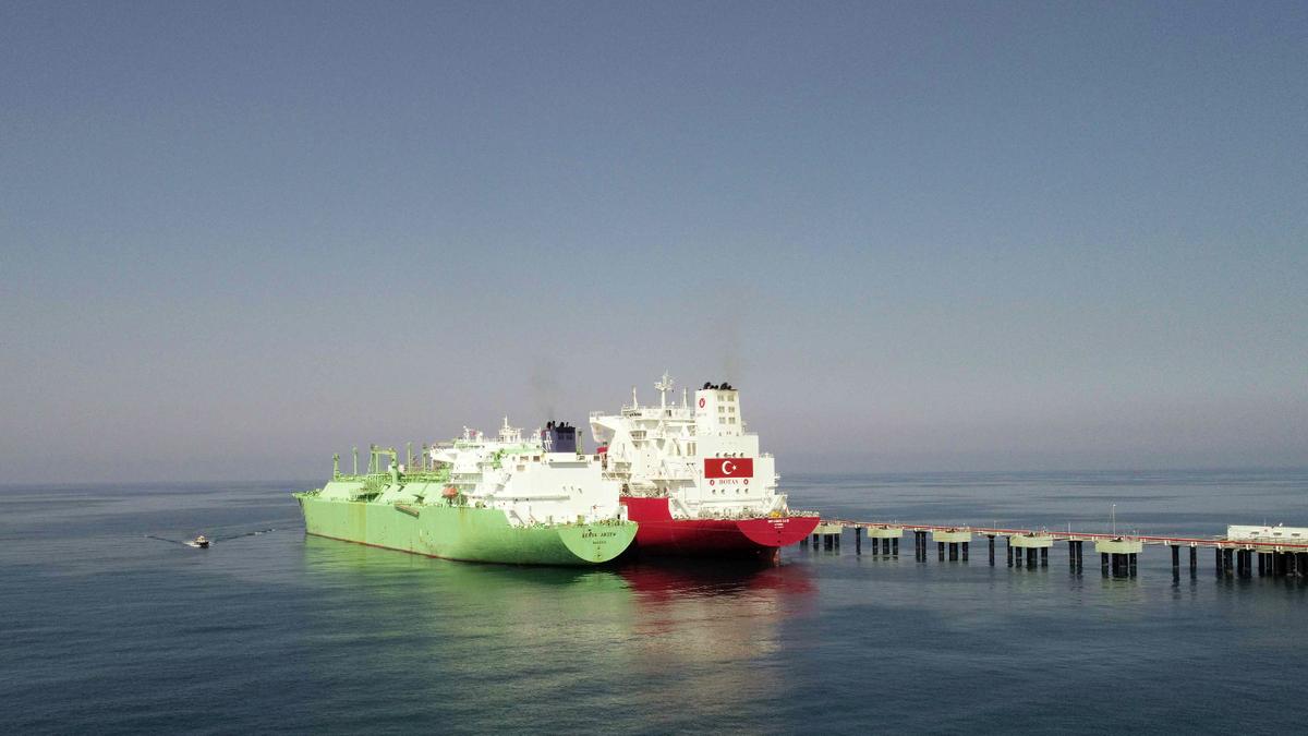 Turkey to establish LNG bunkering centre for eastern Mediterranean