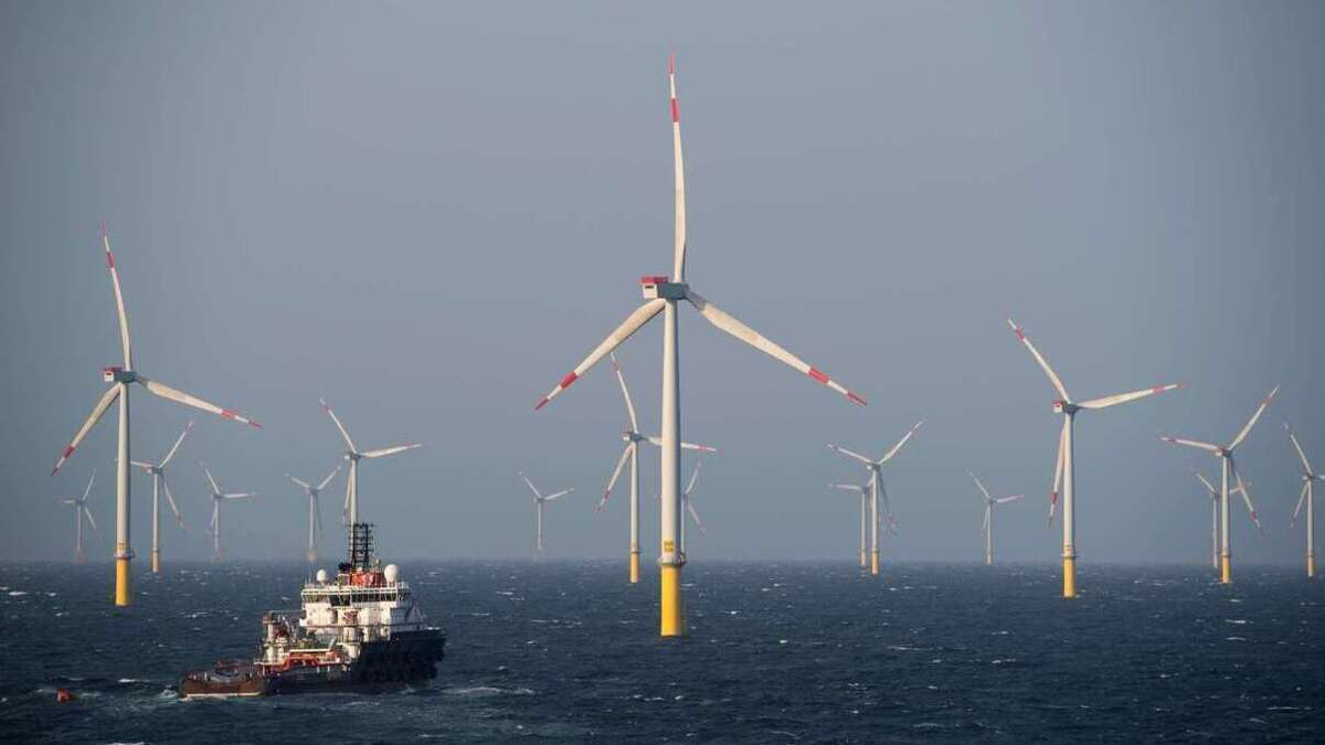 Borkum Riffgrund 3 is expected to be fully operational by 2025 (source: Ørsted)
