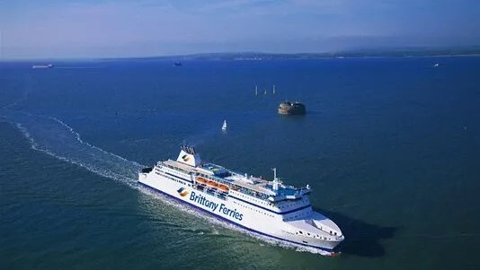 Digital optimisation delivers fuel savings and emission reduction for Brittany Ferries