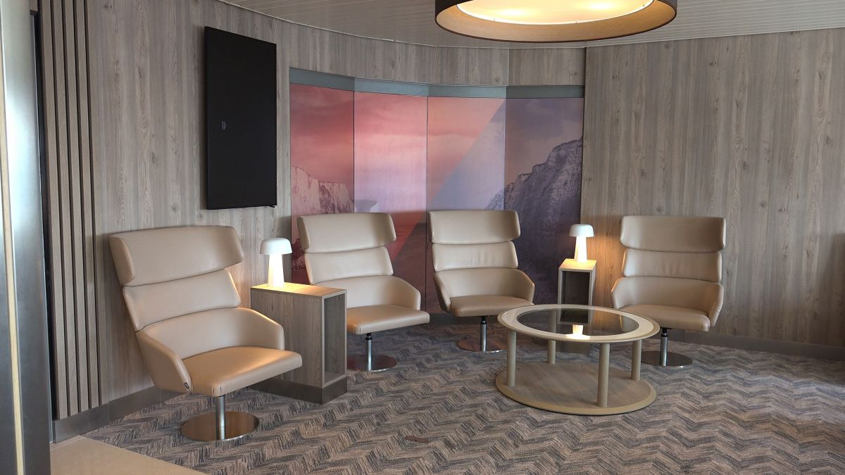 The Premium Lounge is an enhancement on a designs DFDS introduced in 2019 and 2020 on the Dunkerque route (source: DFDS)