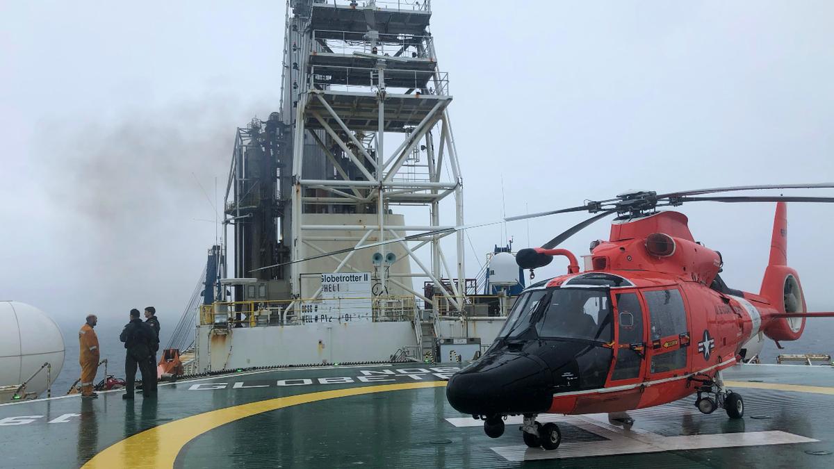 Rigs report: damage to drill ship assessed in wake of Hurricane Ida