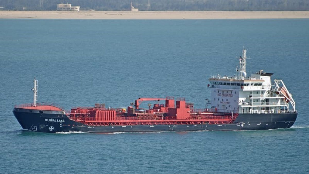 Global Lake is a 7,500-dwt clean products tanker built in 2020 (source: Akar Group)