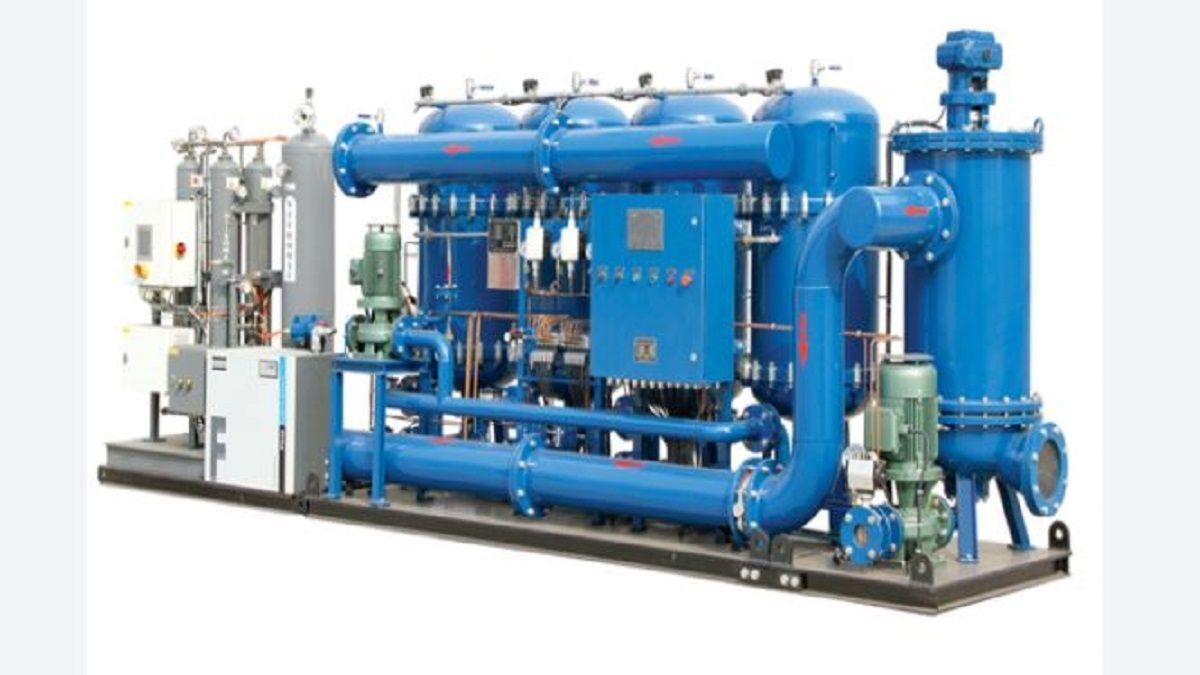 Membrane filtration BWMS seeking USCG type-approval