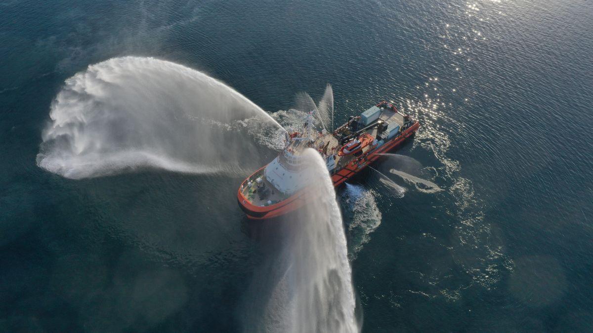 Setting new standards in emergency-response vessel design