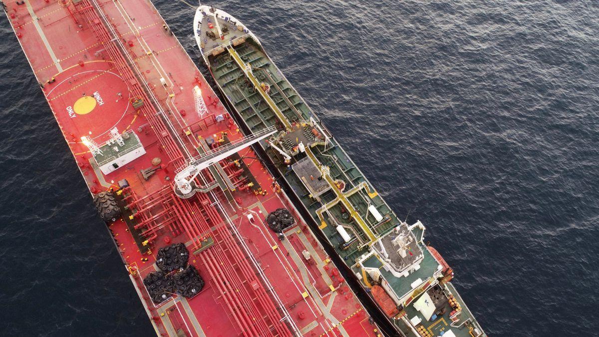 A new fender supplier enters the tanker STS market (source: Nordic Fender)