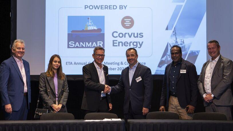 Sanmar starts electric-powered tug development