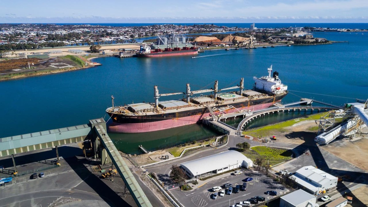 Southern Ports Authority expects growth at the Port of Bunbury (source: Svitzer)