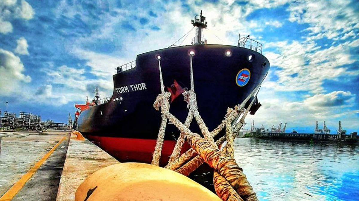 TORM uses an exchange programme covering four-stroke engine turbochargers across its fleet of around 80 product tankers (source: TORM)