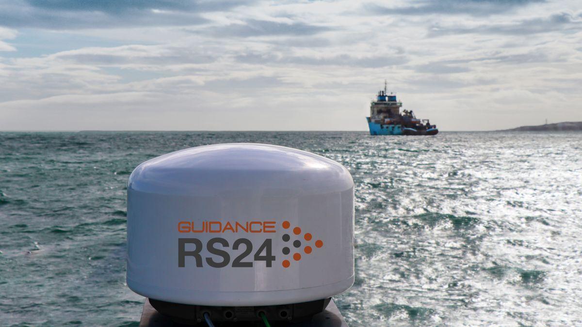 Wärtsilä's RS24 radar is a K-band (24GHz) radar that features higher resolution than S or X band radars (source: Wärtsilä)