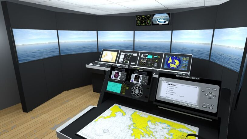 Kongsberg gains simulator contracts in east Asia