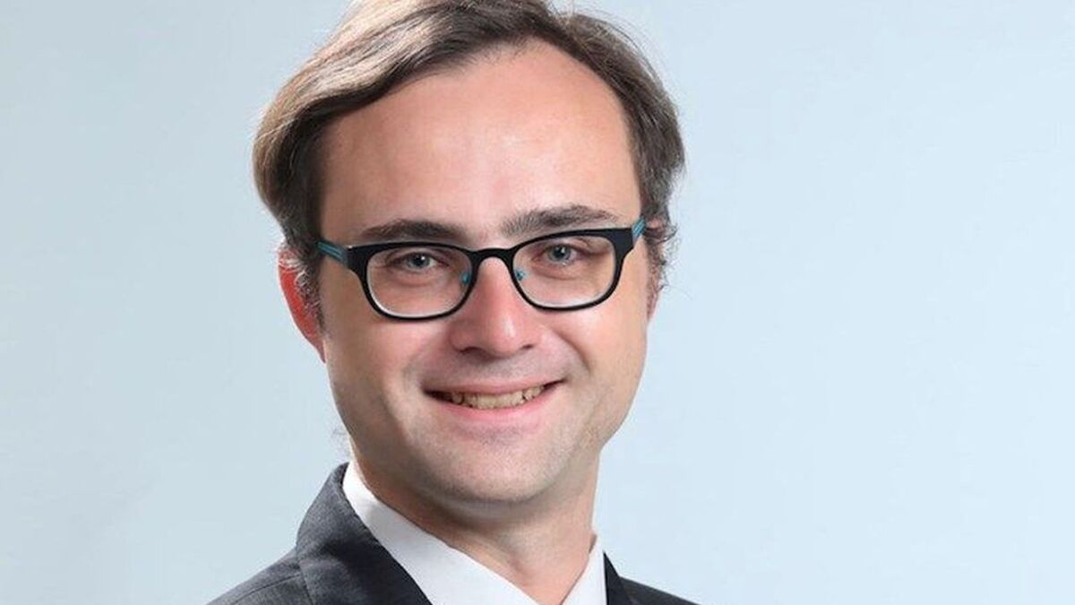 """Raoul Kubitschek: """"Taiwan needs to balance demand for energy, localisation and cost"""" (source: author)"""