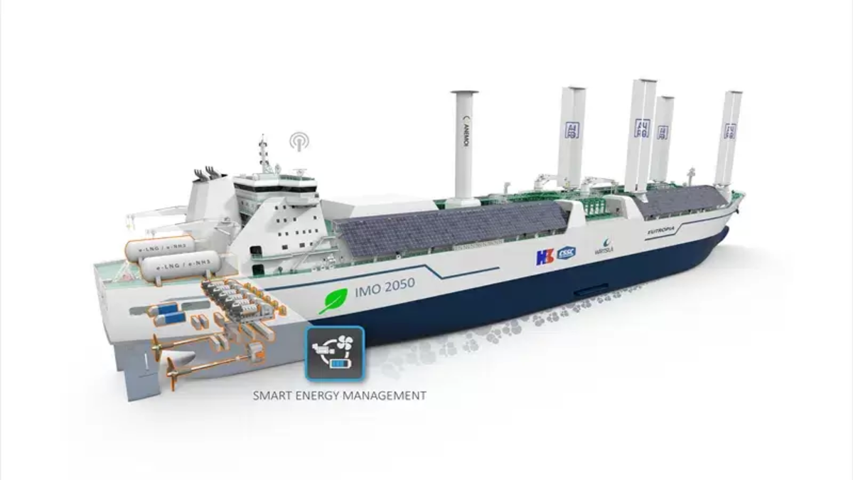 LNGC design group aims for IMO2050, CII-ready vessel